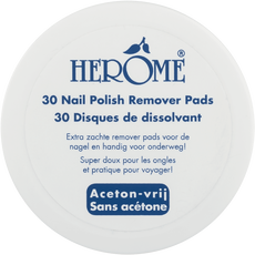Herôme Nail Polish Remover Pads