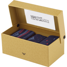 Armani Socks Navy Blue