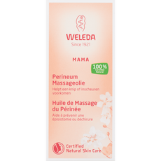 Weleda Mama Perineum Massage Olie