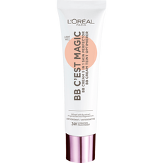 L'Oréal Paris - Glam Nude - Nude Magique BB Cream - Light - Foundation SPF12