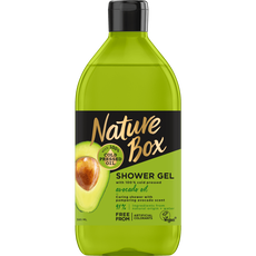 Nature Box Avocado Shower Gel