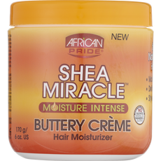 African Pride Shea Butter Buttery Crème
