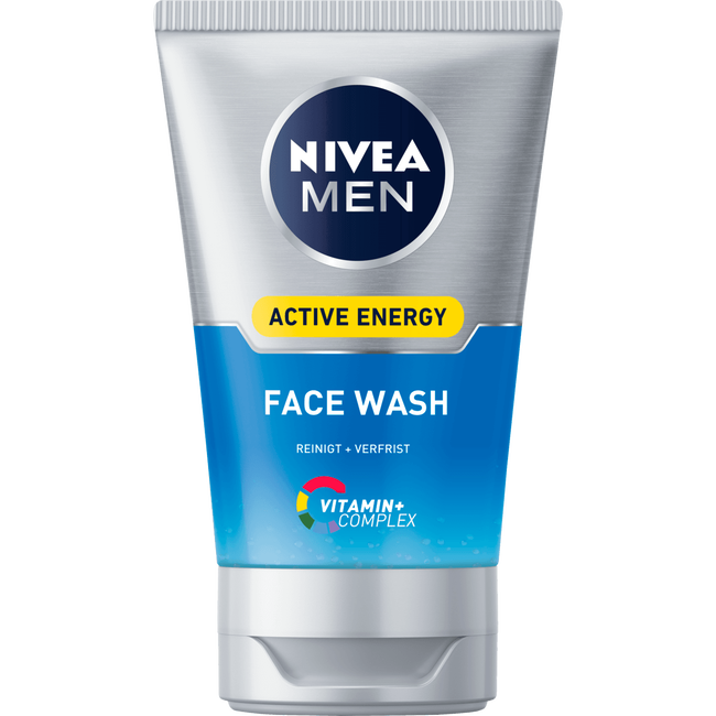 NIVEA MEN Active Energy Fresh Look Face Wash