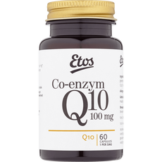 Etos Co-enzym Q10 100mg Capsules