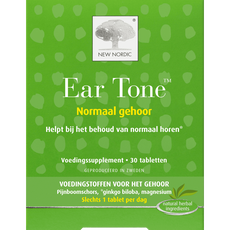New Nordic Ear Tone Tabletten