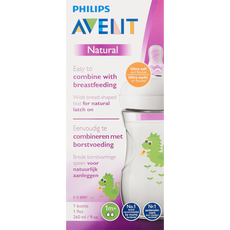 Philips Avent Natural Fles 260 ML Dragon