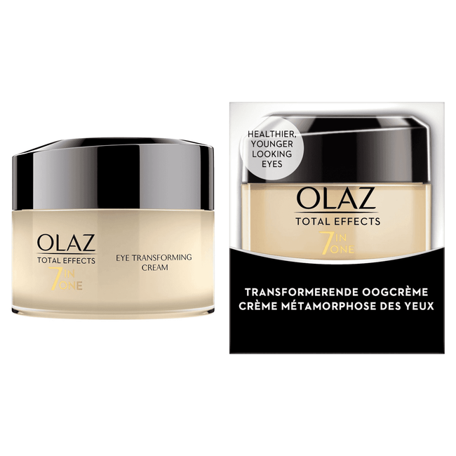 Olaz Total Effects 7-In-1 Transformerende Oogcrème