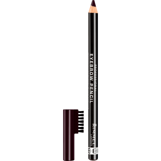 Rimmel London Professional Eyebrow Pencil - 004 Black