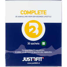 Just2Bfit 2B Complete Voedingssupplement Oplosbaar