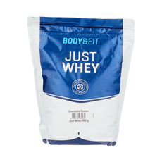 Body & Fit Just Whey Chocolate 0.980Kg Pouch