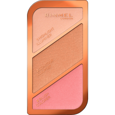 Rimmel London Sculpting Kit Blush - 001 Light