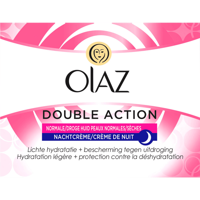 Olaz Double Action Nachtcrème