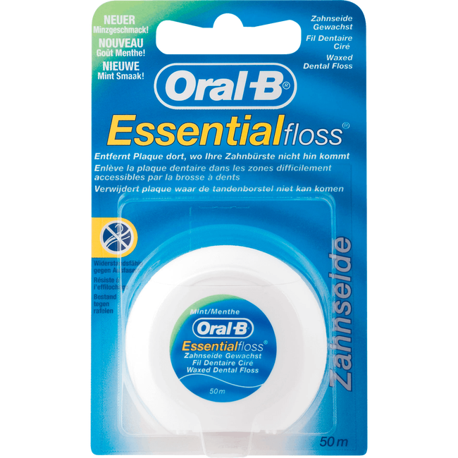 Oral-B Essential Munt Floss