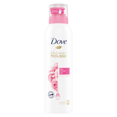 Dove Rose Oil Shower & Shave Mousse 200 ml