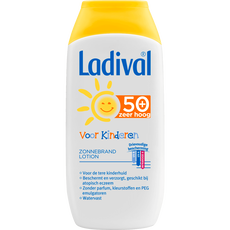 Ladival Zonnebrand Lotion Kind Spf50+