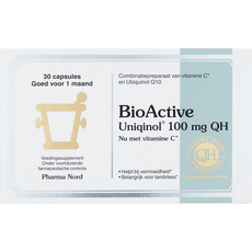 Pharma Nord BioActive Q10 Uniqinol 100 mg Capsules