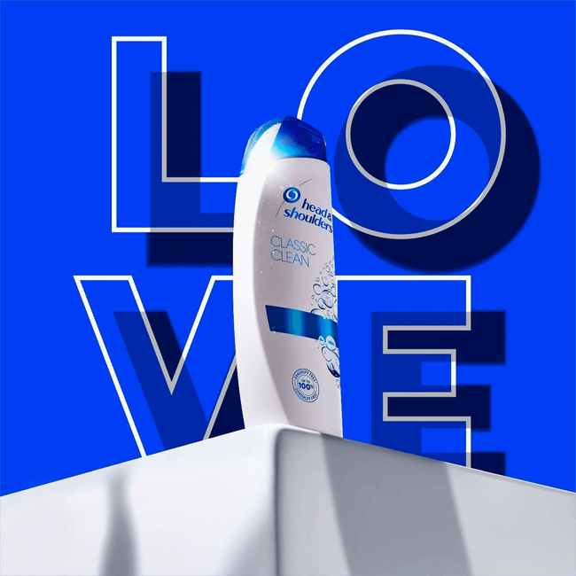 Head & Shoulders Classic Anti-Roos Shampoo