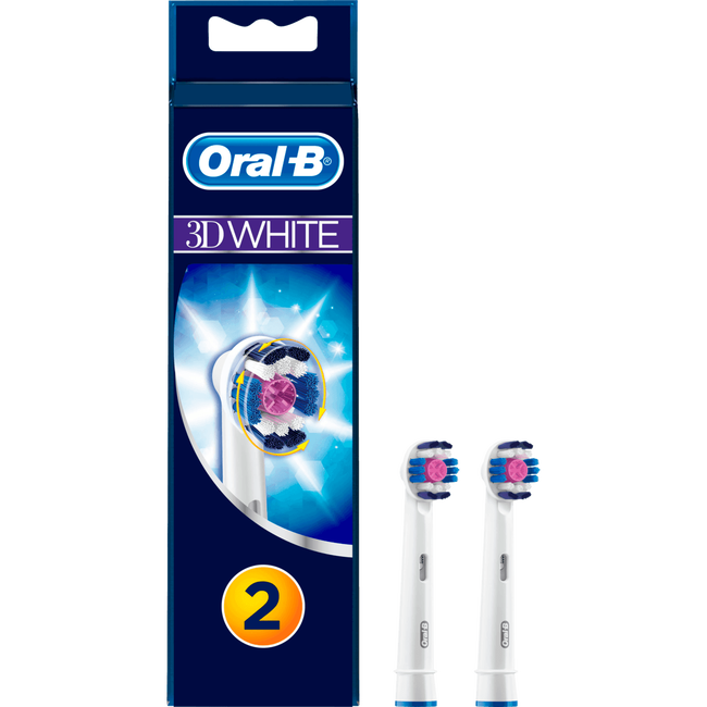 Oral-B 3D White Opzetborstels