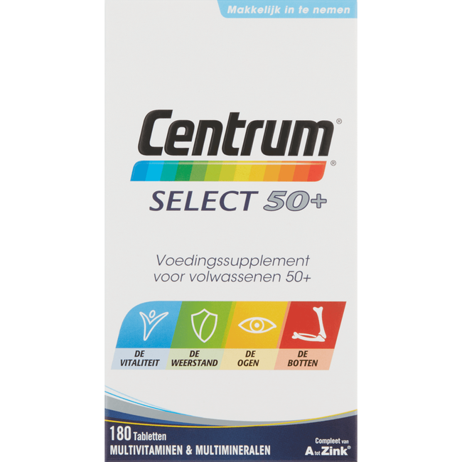 Centrum Select 50+ Tabletten