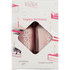 Essie Cadeauset Kit 2 Happy Birthday