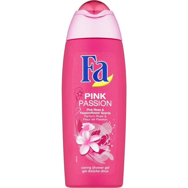 Fa Pink Passion Shower Gel