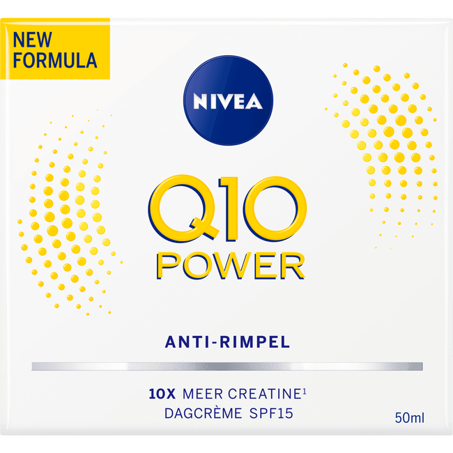 NIVEA Q10 Power 35+ Anti-Rimpel Dagcrème - SPF15