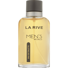 La Rive Men's World Eau De Toilette