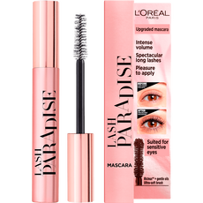 L'Oréal Paris Make-Up Designer Paradise Extatic Mascara – Intens Volume, Verrijkt Met Castor Olie – Zwarte Volume Mascara