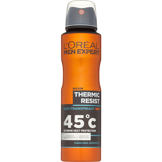 L'Oréal Paris Men Expert Thermic Resist Anti-Transpirant48H Spray