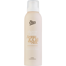 Etos Arganoil & Silk 2 In 1 Showerfoam
