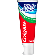 Colgate Triple Action Tandpasta Tube