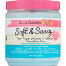 Aunt Jackie'S Girls Soft Sassy Conditioner