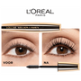 L'Oréal Paris Make-Up Designer Volume Million Lashes Mascara Zwart - Volume Mascara