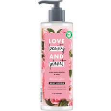 Love Beauty And Planet Muru Muru Butter & Rose Bodylotion