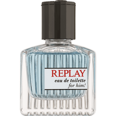 Replay For Him Eau De Toilette