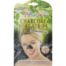 Montagne Jeunesse 7th Heaven Charcoal Pore Strips Nose
