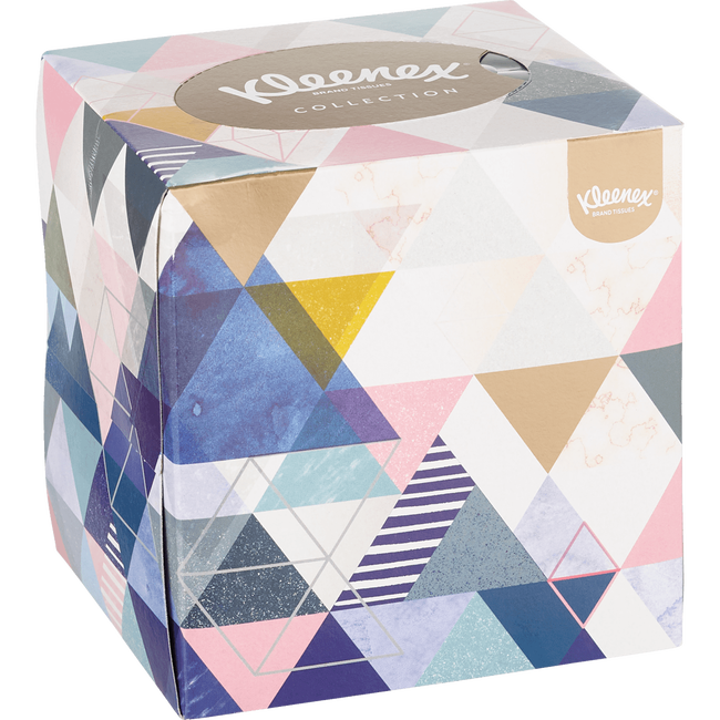 Kleenex Collection Tissues