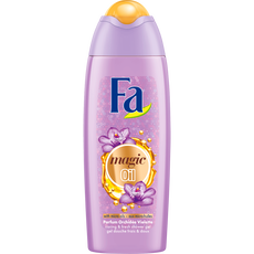 Fa Magic Oil Purple Orchid Caring & Fresh Shower Gel