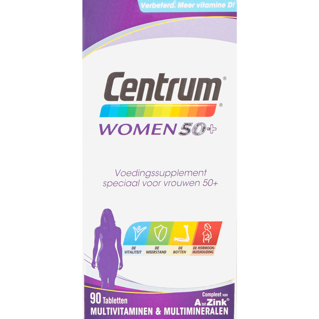 Centrum Women 50+ Tabletten
