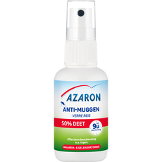 Azaron Anti-Muggen 50% DEET Spray