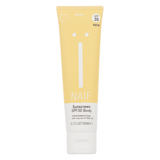 NAÏF Sunscreen Body SPF30 - 100ml