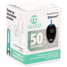 Ht One TD Gluco Teststrips