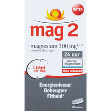 Roter Mag 2 24-uurs Tabletten