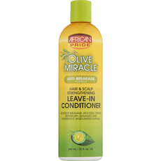 African Pride Olive Miracle Leave-In