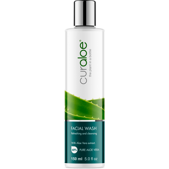 Curaloe Refreshing And Cleansing Facial Wash