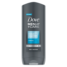 Dove Men+Care Clean Comfort Shower Gel