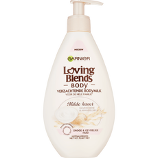 Garnier Loving Blends Milde Haver Verzachtende Bodymilk