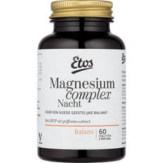 Etos Magnesium Citraat Nacht Tabletten