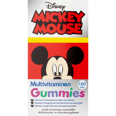Disney Mickey Mouse Gummies Multivitaminen