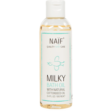 Naïf Baby Milky Bath Oil
